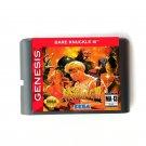 Bare Knuckle 3 16-Bit Fits Sega Genesis Mega Drive Game Repro