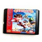 Gunstar Heroes 16-Bit Fits Sega Genesis Mega Drive Game Repro