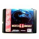 Mortal Kombat 2 16-Bit Fits Sega Genesis Mega Drive Game Repro