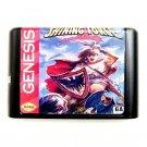 Shining Force 2 16-Bit Fits Sega Genesis Mega Drive Game Repro