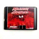 Venom - Maximum Carnage 16-Bit Fits Sega Genesis Mega Drive Game Repro