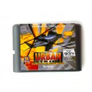 Urban Strike 16-Bit Fits Sega Genesis Mega Drive Game Repro