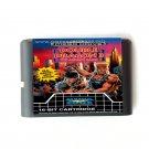 Double Dragon 3 16-Bit Fits Sega Genesis Mega Drive Game Repro