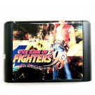 King Of Fighters 98 16-Bit Fits Sega Genesis Mega Drive Game Repro