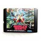 Ghouls'n Ghost 16-Bit Fits Sega Genesis Mega Drive Game Repro