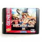 Golden Axe 3 16-Bit Fits Sega Genesis Mega Drive Game Repro