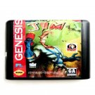 Earth Worm Jim  16-Bit Fits Sega Genesis Mega Drive Game Repro