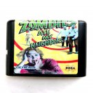 Zombie Ate My Neighbors 16-Bit Fits Sega Genesis Mega Drive Game Repro