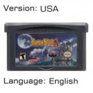 Summon Night 2  For Gameboy Advance GBA USA version Repro