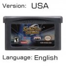 Super Robot Wars Generation  For Gameboy Advance GBA USA version Repro
