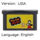 Rhythm Heaven For Gameboy Advance GBA USA version Repro