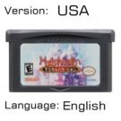 Magical Vacation For Gameboy Advance GBA USA version Repro