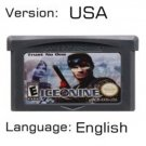 Ice Nine For Gameboy Advance GBA USA version Repro