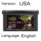 Van Helsing For Gameboy Advance GBA USA version Repro
