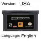 GTA Advance For Gameboy Advance GBA USA version Repro