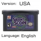 Silent Scope For Gameboy Advance GBA USA version Repro