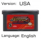 Mega Man Network 4 - Red Sun For Gameboy Advance GBA USA version Repro