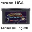 Mega Man Network 4 - Blue Moon For Gameboy Advance GBA USA version Repro
