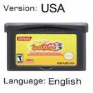 Boktai 3 For Gameboy Advance GBA USA version Repro
