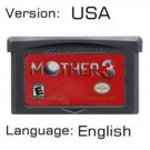 Mother 3 For Gameboy Advance GBA USA version Repro