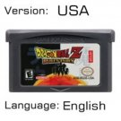 Drago Ball Z For Gameboy Advance GBA USA version Repro