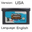 Harvest More Friends For Gameboy Advance GBA USA version Repro