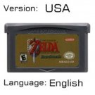 Zelda Four Swords For Gameboy Advance GBA USA version Repro