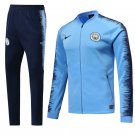 Manchester City jackets and pants 2018-2019 football kits replica training