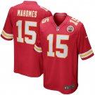 Youth Kansas City Chiefs Patrick Mahomes Nike Red Game Jersey