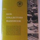 NRA Gun Collectors Handbook: An American Rifleman Reprint (Paperback, c.1960s)