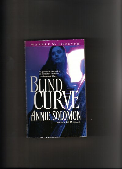 BLIND CURVE BY ANNIE SOLOMON