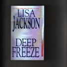 DEEP FREEZE BY LISA JACKSON
