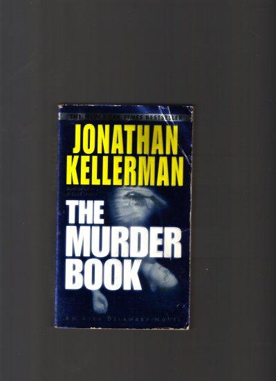 THE MURDER BOOK BY JONATHAN KELLERMAN