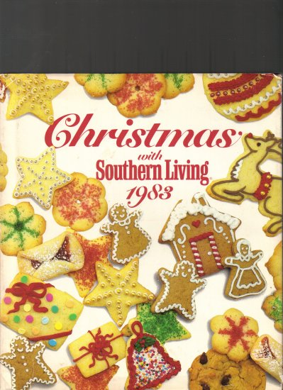 CHRISTMAS WITH SOUTHERN LIVING 1983