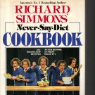 RICHARD SIMMONS-NEVER SAY DIET COOKBOOK