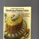 LADIES HOME JOURNAL;HANDBOOK OF HOLIDAY CUISINE