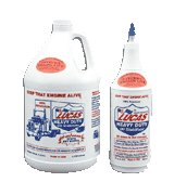 Lucas Heavy Duty Oil Stabilizer - Case of Quarts (12x1), #10001