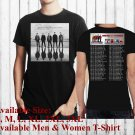 New Kids On the Block Tour Concert 2018 Man and Women T-Shirt S-XL Size Sta1
