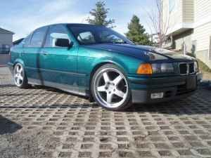 BMW 325is - 1995
