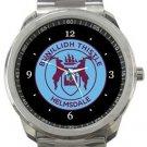 Bunillidh Thistle Football Club Sport Metal Watch