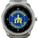 Invergordon Football Club Sport Metal Watch