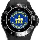 Invergordon Football Club Plastic Sport Watch Black