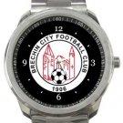 Brechin City Football Club Sport Metal Watch