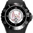Brechin City Football Club Plastic Sport Watch Black