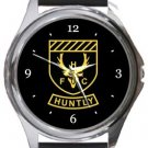 Huntly Football Club Round Metal Watch