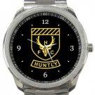 Huntly Football Club Sport Metal Watch