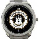 Edinburgh City Football Club Sport Metal Watch