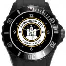 Edinburgh City Football Club Plastic Sport Watch Black