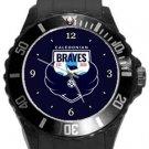 Caledonian Braves Football Club Plastic Sport Watch Black