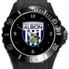 West Bromwich Albion FC Plastic Sport Watch Black